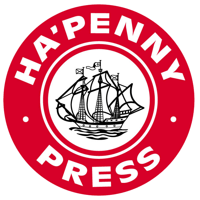 Hapenny Press Logo